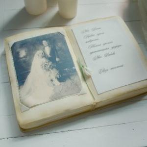 Торт- воспоминаний