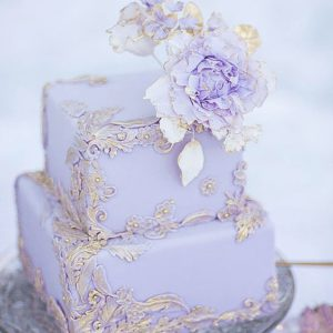 Бузковий торт