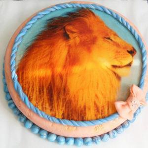 Торт «Царь зверей»