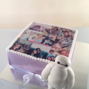 Торт «Друзі завжди поруч»