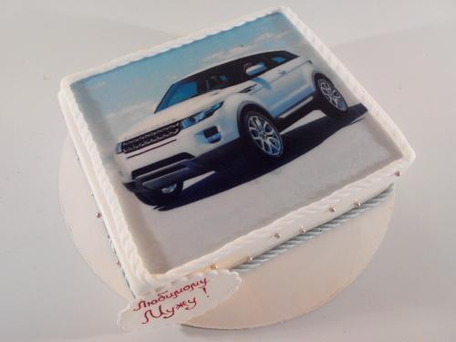Торт Range Rover