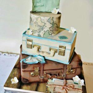 Торт путешественник