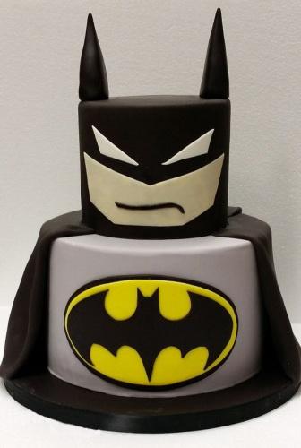 Детский торт на заказ - Бэтмен