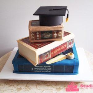Торт из книг-законов