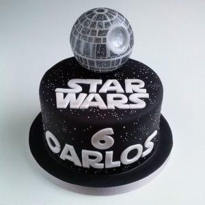 Торт з Зоряних війн