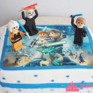 Торт «Звёздные войны»