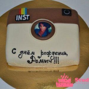 Торт «Іnstagram»