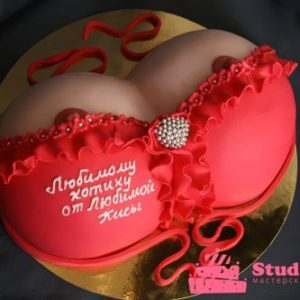 Торт «Сладкие соски»