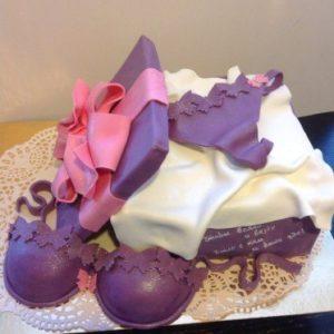 Торт «Интимный подарок»