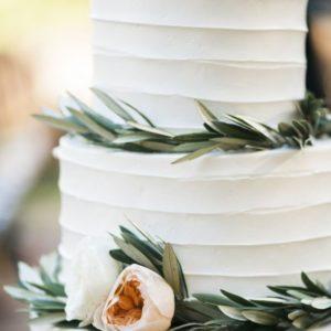 Віртуозний торт покритий кремом