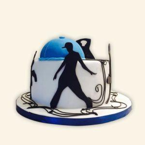Торт танцы