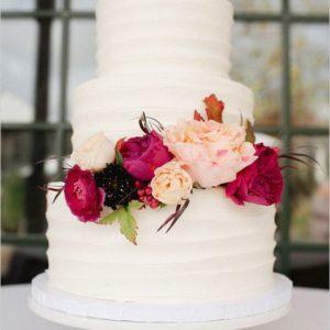 Торт у вигляді Рози Марсала