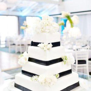 Идеально белоснежный торт