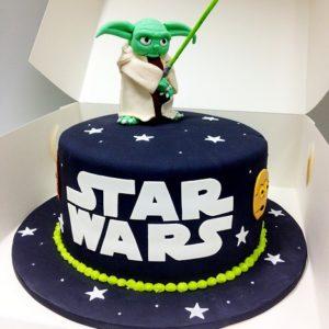 Торт «Зоряні війни»