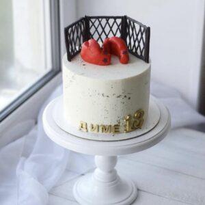 Торт «Бои без правил»