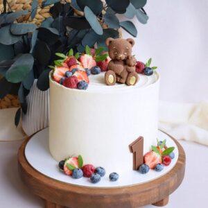 Торт на 5 лет мальчику