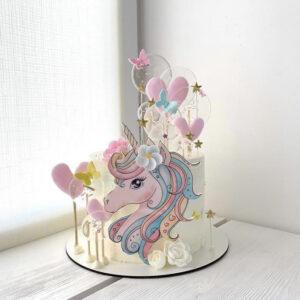 Торт с леденцами