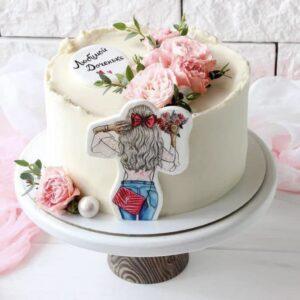 Торт улюбленої донечці