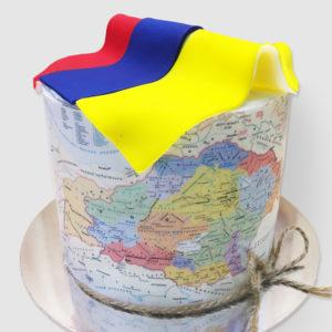 Торт — флаг Армении