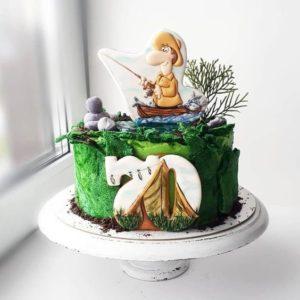 Торт для дідуся