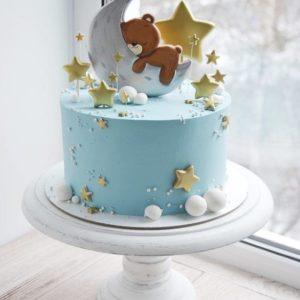 Торт с луной