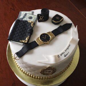 Торт братові на день народження