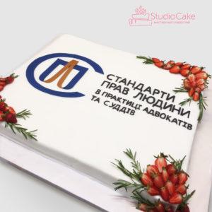 Торт для адвоката