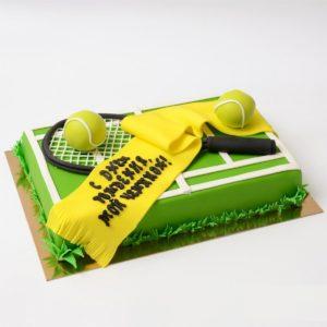 Торт для тенісиста