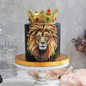 Торт «Лев»