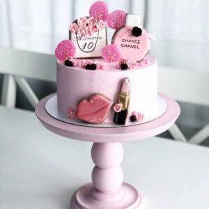 Торт на 10 лет девочке