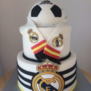 Торт «Футбол»