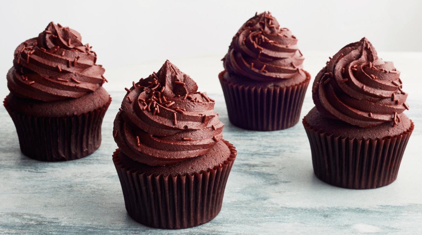 Шоколадный ганаш для капкейков рецепт