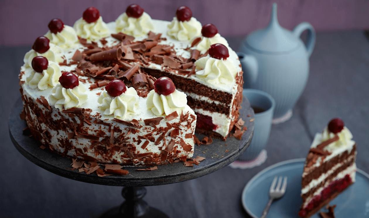 Топ 5 немецких десертов с рецептом