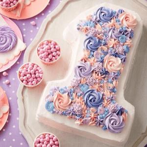 Торт «Цифра 1»