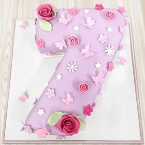 Торт «Цифра 7»