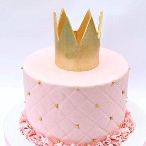Торт для принцеси