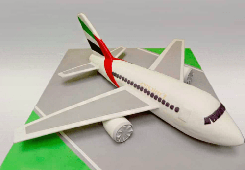 Торт ко дню авиации