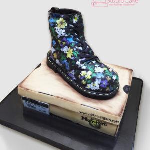 Торт — ботинок