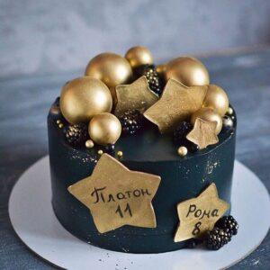 Торт для братів