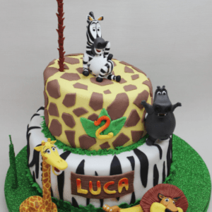Торт «Мадагаскар»