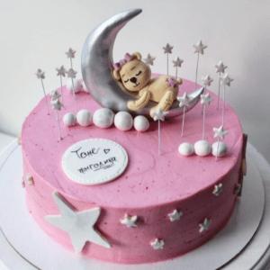 Торт «спящий мишка»