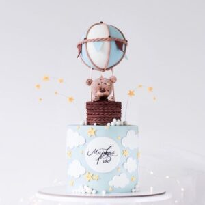 Торт повітряна куля